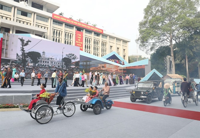 Celebration marks 50th anniversary of Tết Offensive
