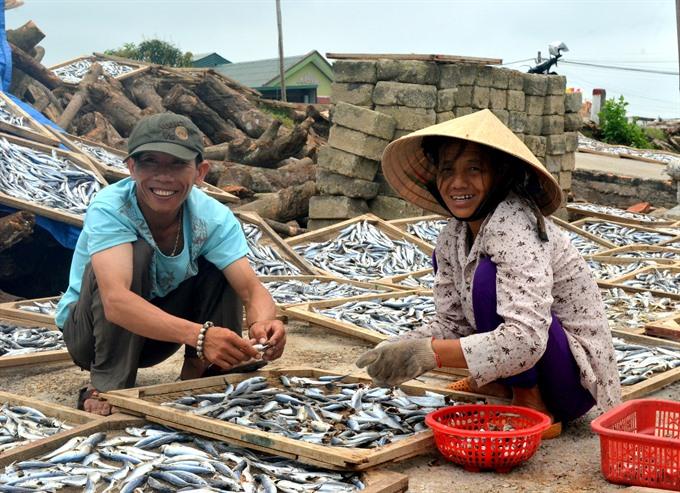 Post-Formosa coastal residents switch to inland farming