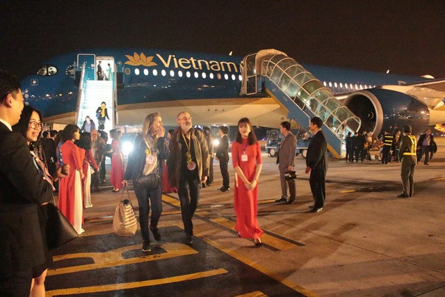 VN to expand world flight routes