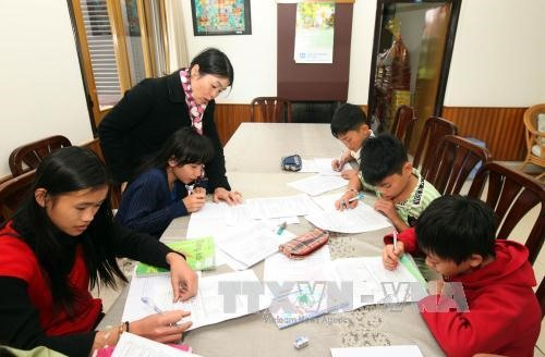 Villages for orphans celebrate