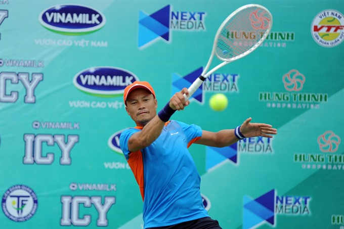 Trung wins mens singles title of VTF Pro Tour 4