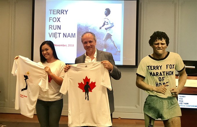 Terry Fox Run to raise funds for cancer research