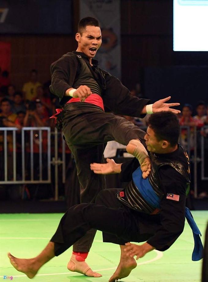 Martial artist Nam shines for Viet Nam at ASIAD