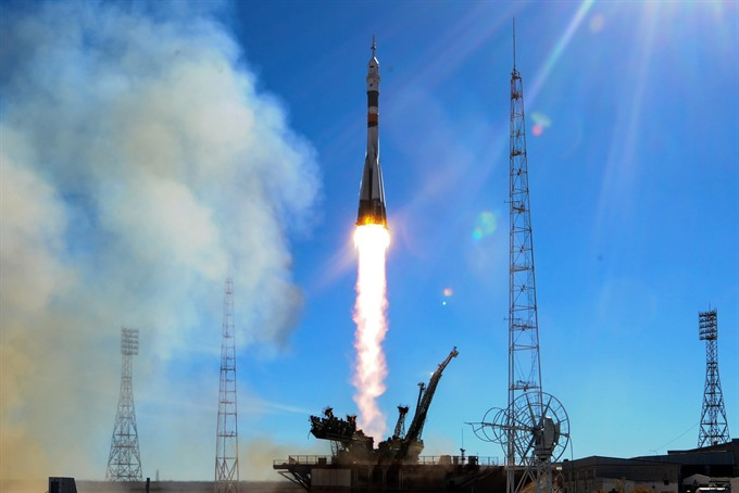 Russia probes ISS rocket failure