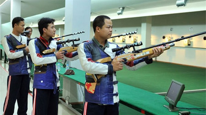 National shooting championships take aim in Hà Nội