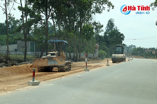 Dozens of houses affected by construction on National Highway 15B