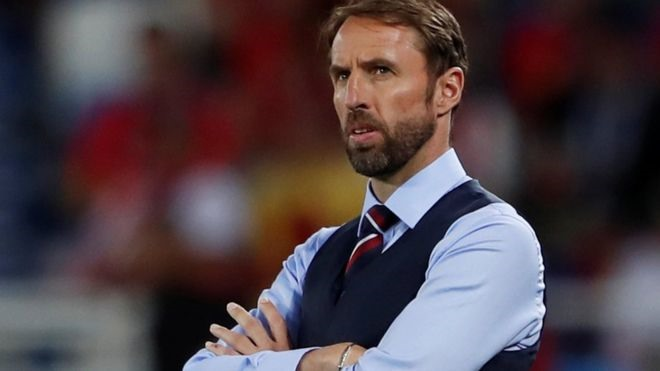 Southgate expects youthful England to cope with Croatias empty stadium