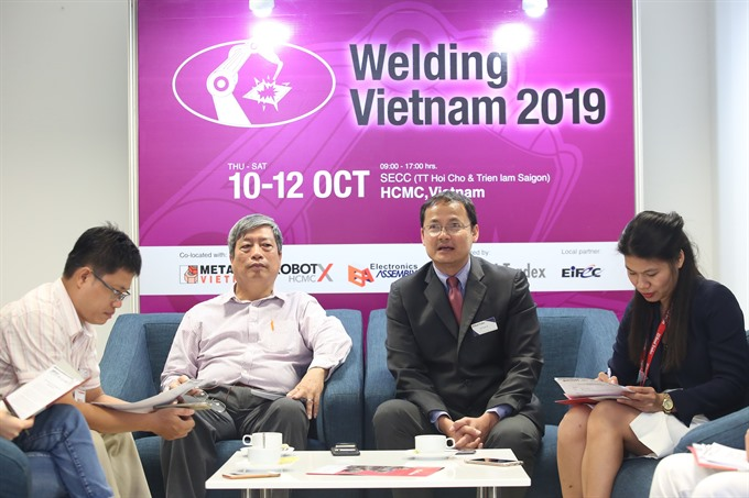 Welding industry to benefit hugely from industrialisation: experts