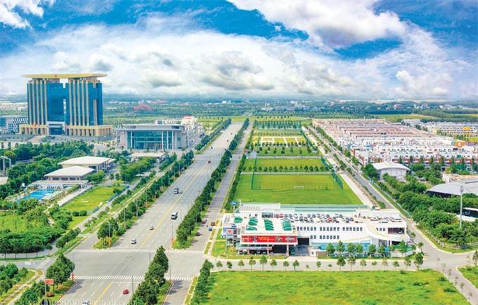 Bình Dương attracts more FDI