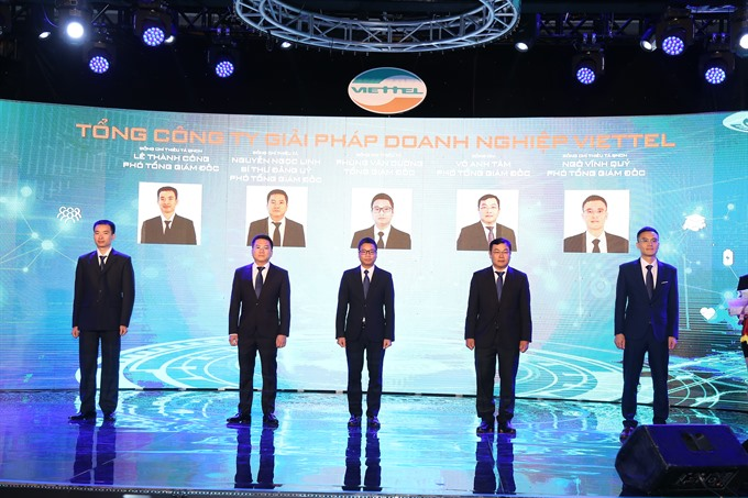 Viettel launches Viettel Business Solutions Corporation