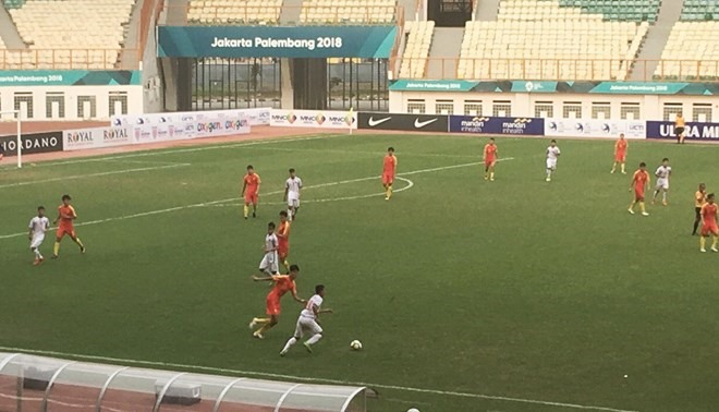 Việt Nam U19 beat China in friendly