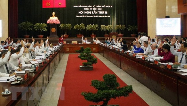 City Party Committee plans for market-oriented economy