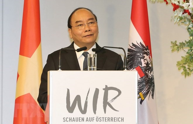 PM calls on Austrian businesses to invest in Việt Nam