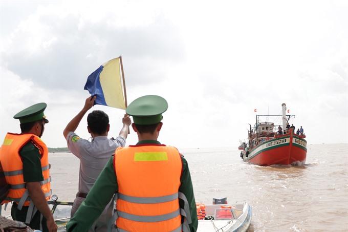 Aquaculture fishing a boon to Bến Tre