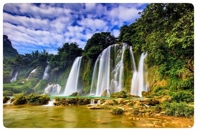 Northern province hosts Bản Giốc waterfall tourism festival