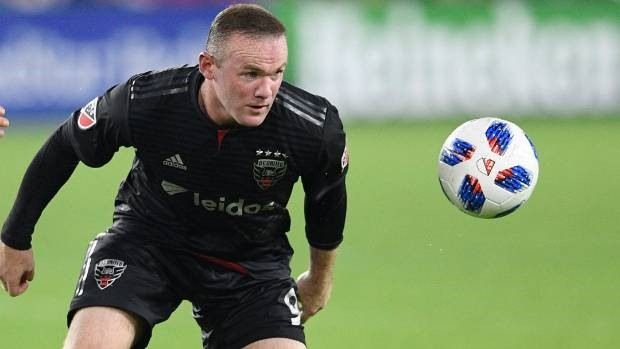 Rooney on target again as D.C. United move closer to unlikely playoff berth