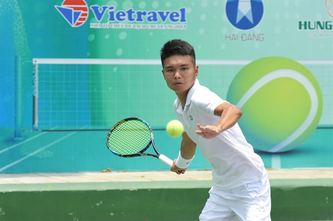 Việt Nam F4 Futures tennis tournament to start in Tây Ninh
