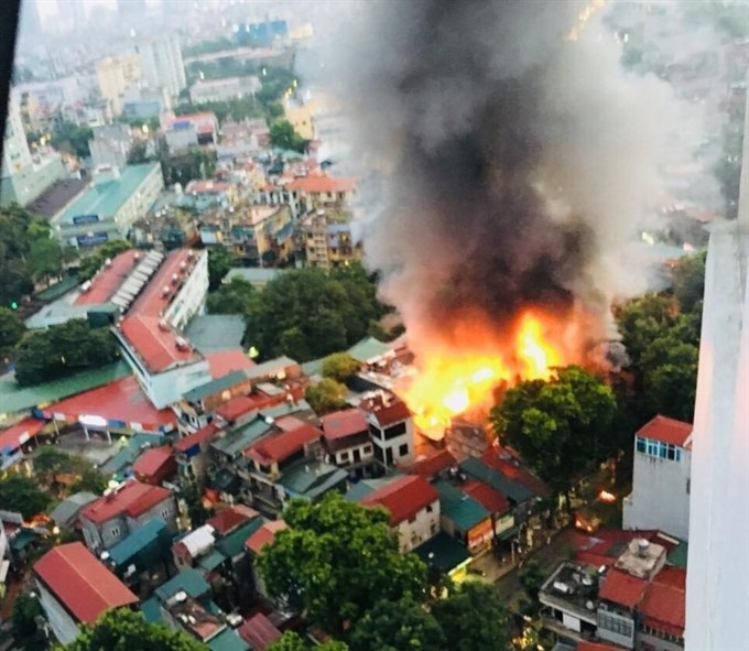 Public awareness of fire prevention plays key role