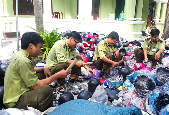 City tackles counterfeit goods smuggled goods and trade fraud