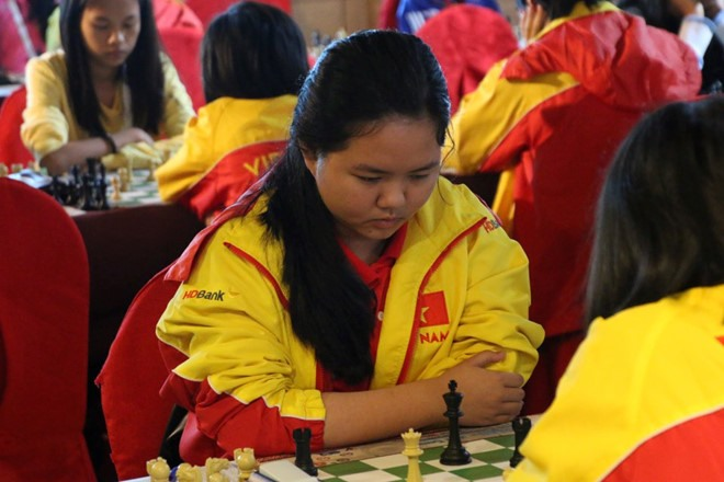 Dương wins world junior chess champs