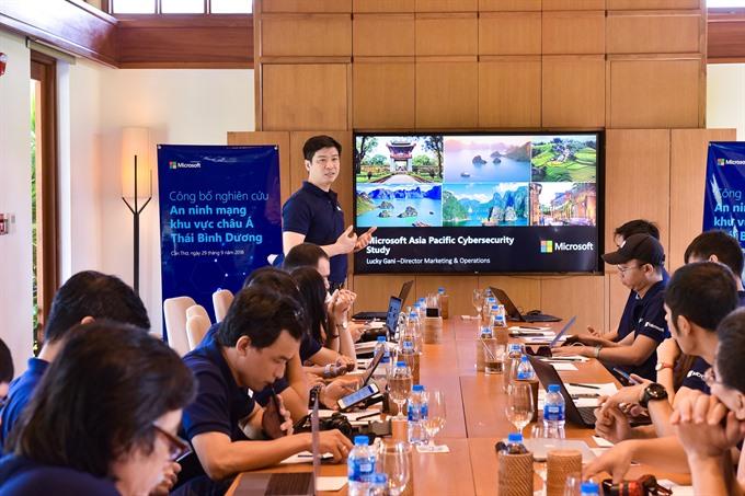 Cyber crime threatens losses of 1.7 trillion in Asia Pacific