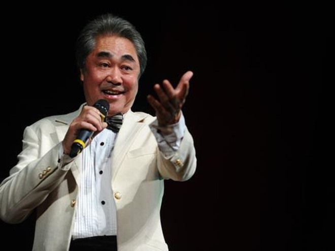 Veteran opera singer celebrates career with live show