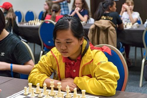 Dương wins at World Youth Chess Champs 2018