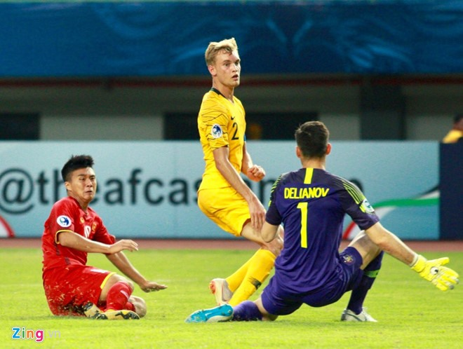 Việt Nam knocked out of AFC U19 Champ
