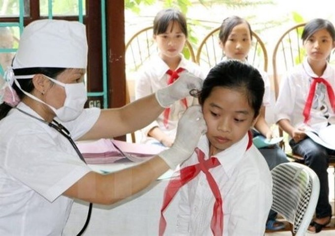 HCM City targets 98 per cent coverage of all students