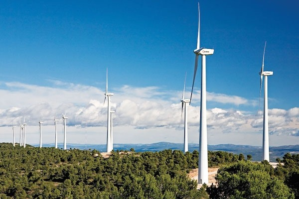 Ninh Thuận to wind up four new wind power plants