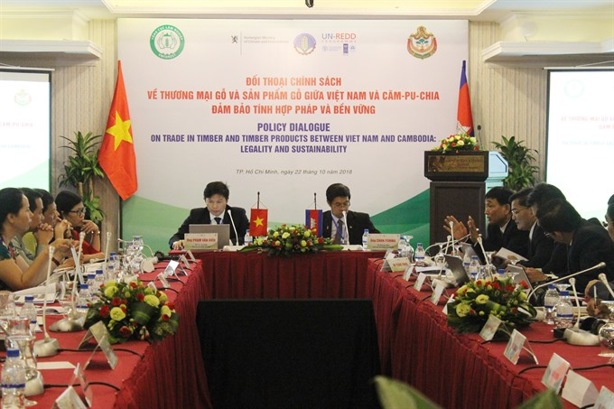 Việt Nam Cambodia hold dialogue on timber trade