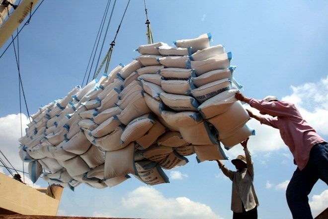 Vinafood 1 2 win bid to supply rice to Philippines
