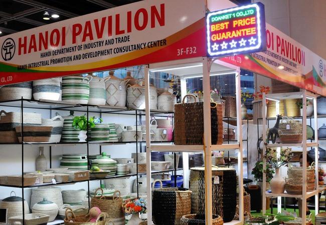 Vietnamese enterprises attend Mega Show Hong Kong 2018