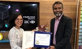 HSBC Vietnam wins global award from Visa