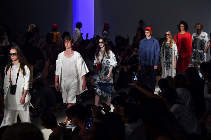 Revamped Sao Paulo Fashion Week highlights new format new brands