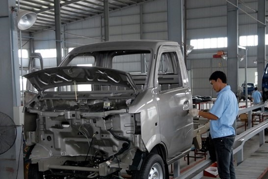 MoIT wants to cut tax for locally produced auto parts