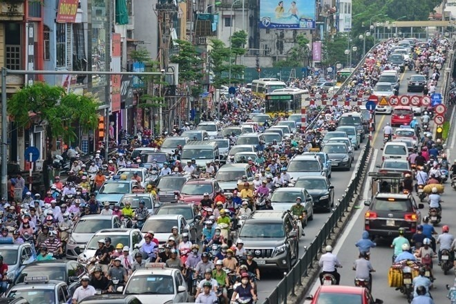 Annual cost of Hà Nội traffic reaches 1.2 billion