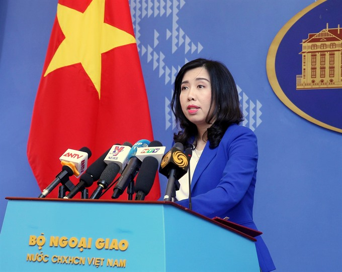Việt Nam EU resolved to push for early signing of EVFTA: spokesperson