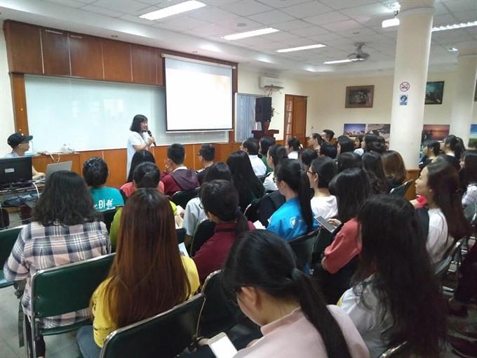 HCM City universitys Ecoweek promotes sustainable lifestyle