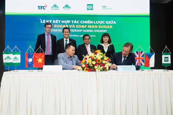TTC Sugar inks deal with UK firm