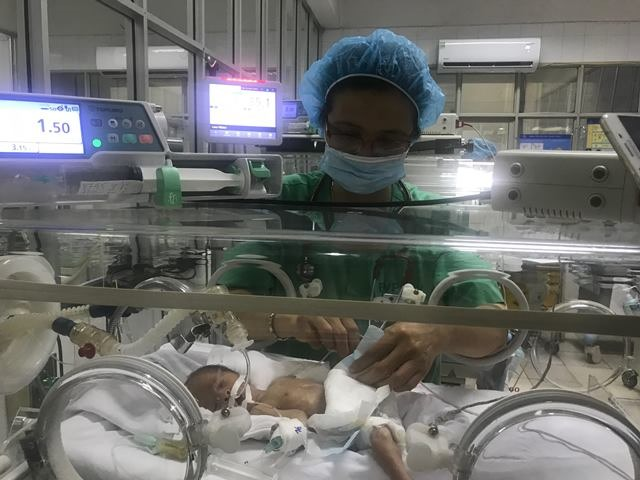 'Second mothers save thousands of infants