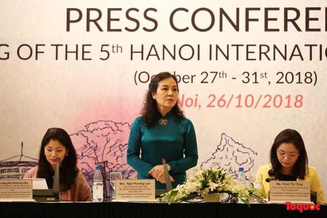 Hà Nội International Film Festival 2018 raises its curtains