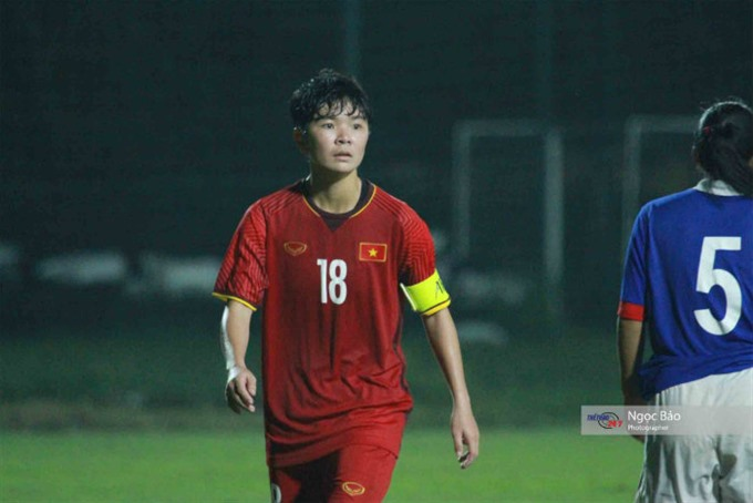 Việt Nams U19 women crush Singapore