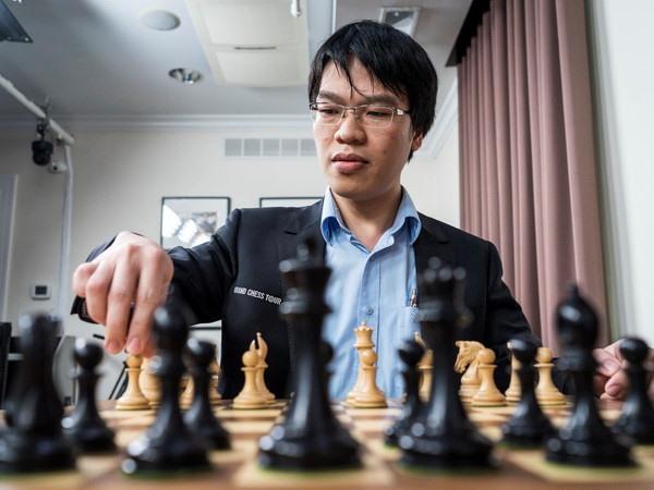 Liêm ranks 27th at Isle of Man International Chess