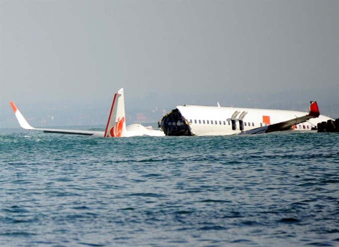 Lion Air crash: Search and rescue efforts underway for sunken plane with 189 people on board