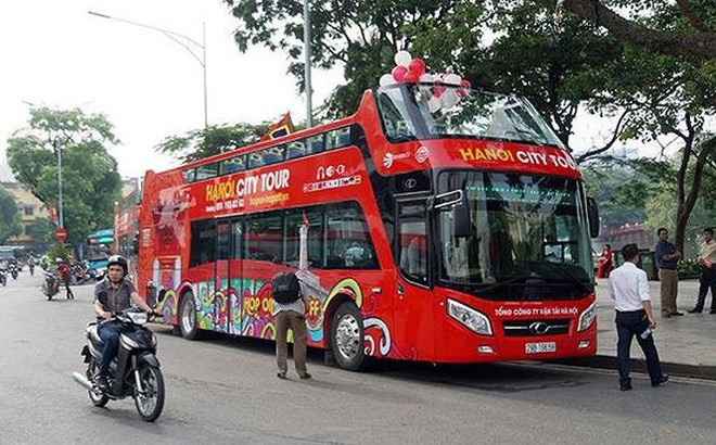 Open-top buses fail to attract tourists