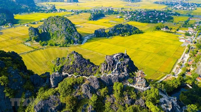 Festival promotes Ninh Bình tourism