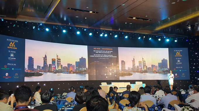 HCM City mindful of importance of urban planning: seminar