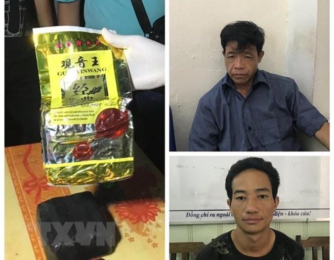 Drug dealers arrested in Hải Phòng city