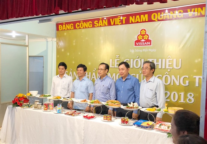Food giant Vissan to increase supply for Tết